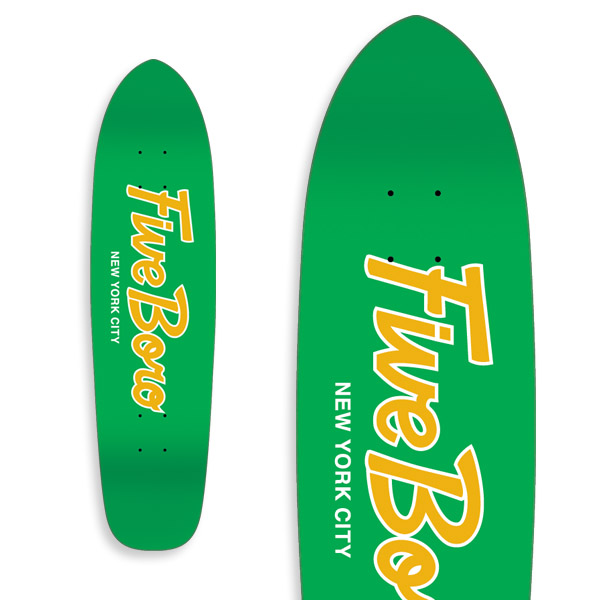 Team Script Cruiser Green & Yellow