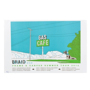 Cafe Limited Poster