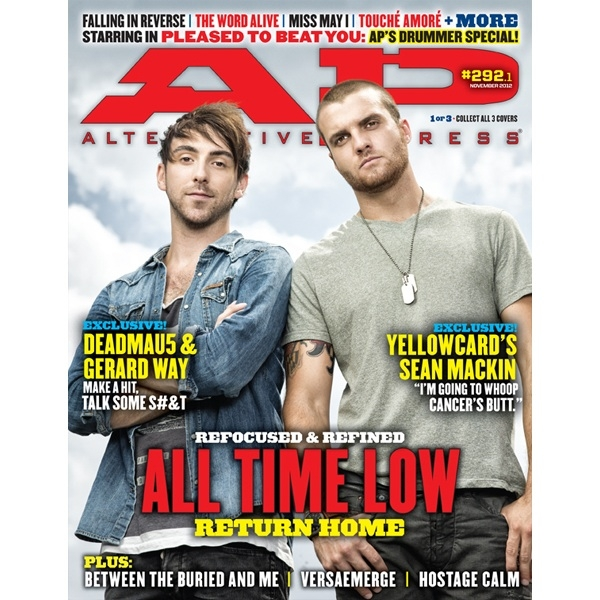 292.1 All Time Low (11/12)