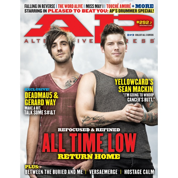 292.2 All Time Low (11/12)