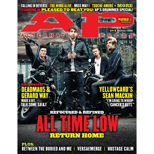 292.3 All Time Low (11/12)