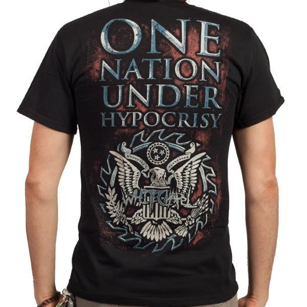 Whitechapel Quot Freedom Quot T Shirt Indiemerchstore