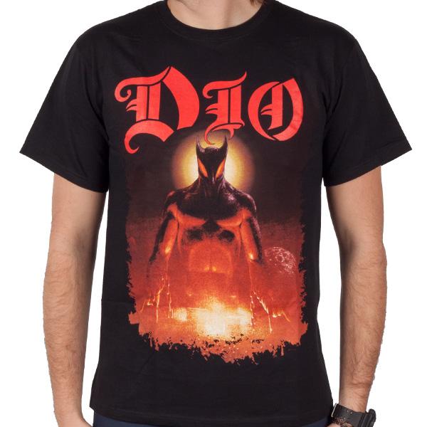 Dio Quot Last In Line Quot T Shirt Indiemerchstore