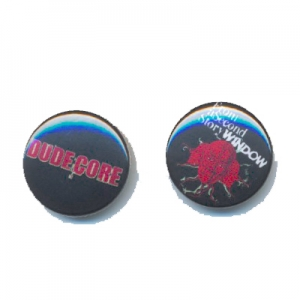 Delenda button 2 pack
