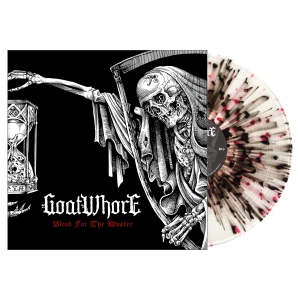 Blood for the Master (R&B Splatter/Clear Vinyl)