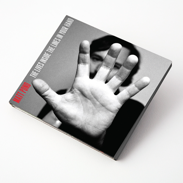 CD The Lives Inside the Lines in Your Hand
