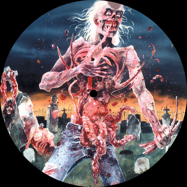 Eaten Back to Life (Picture Disc)