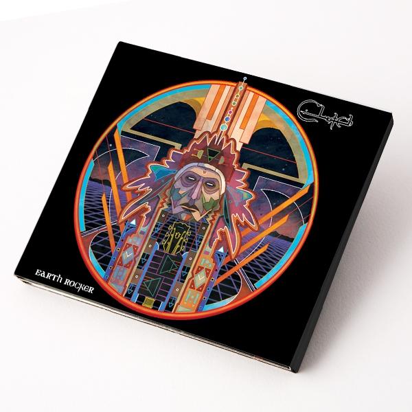Earth Rocker Zipper CD Bundle