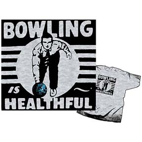 Bowling is Healthful