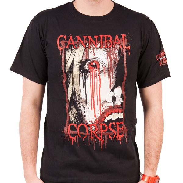 Cannibal Corpse Quot Followed Home Quot T Shirt Indiemerchstore