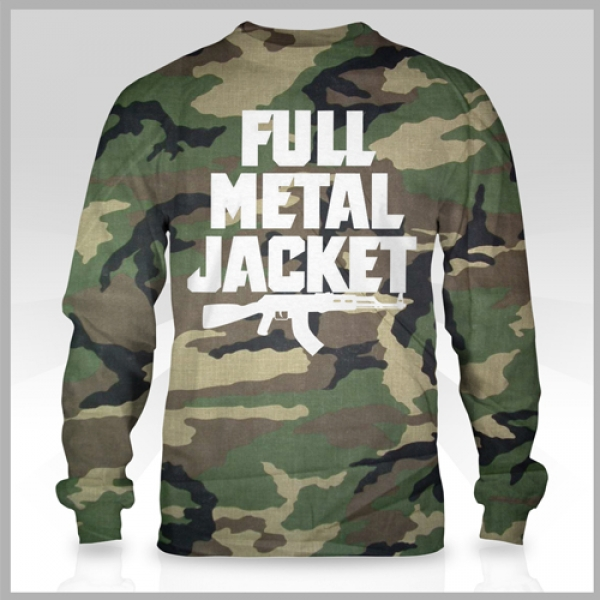 Full Metal Jacket Long Sleeve