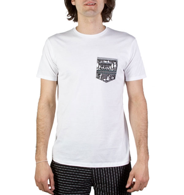 Antigone Pocket T-shirt