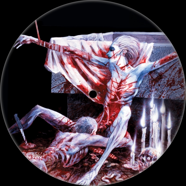 Tomb of the Mutilated (Picture Disc)