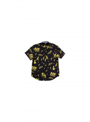 Anubis Button-Up Shirt