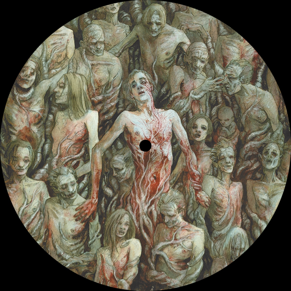 The Bleeding (Picture Disc)