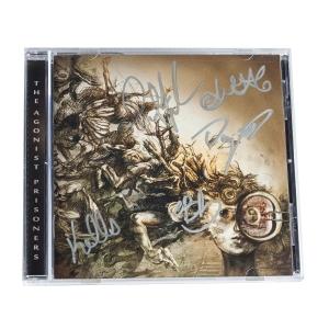 Prisoners Autographed CD