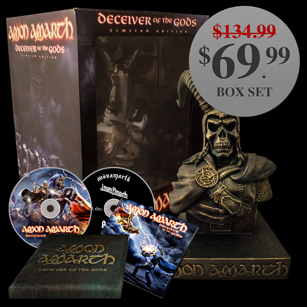 Deceiver of the Gods (Limited Edition Box Set)