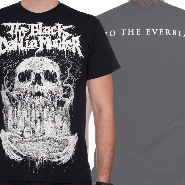 The Black Dahlia Murder Quot Into The Everblack Quot T Shirt