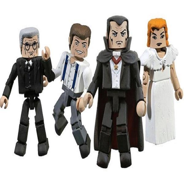 Universal Monsters Dracula Minimates