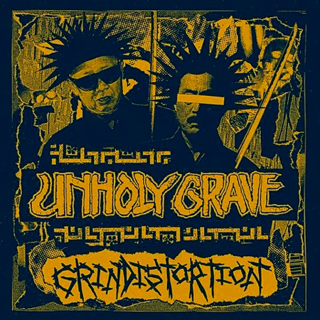 Unholy Grave/David Carradine