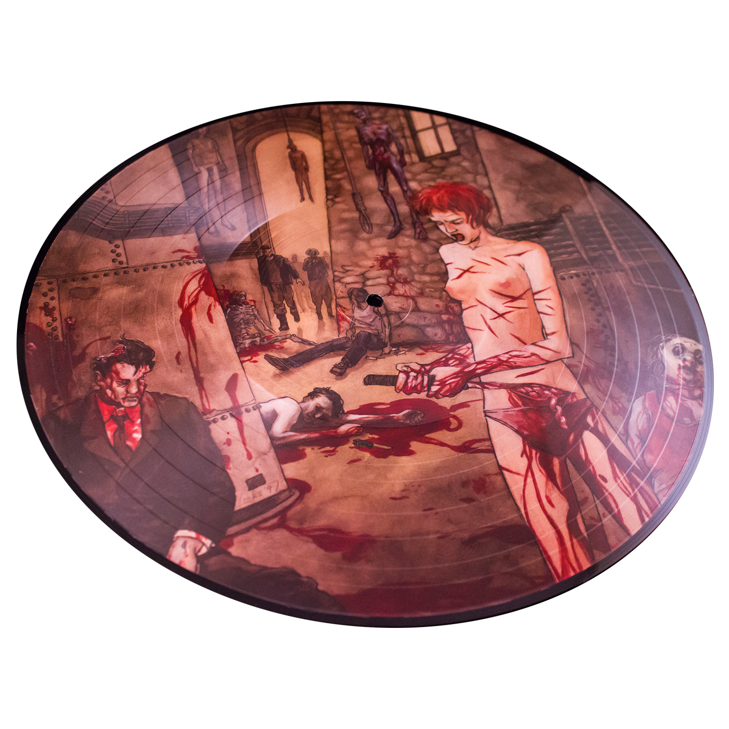 Cannibal Corpse Quot Gallery Of Suicide Picture Disc Quot 12