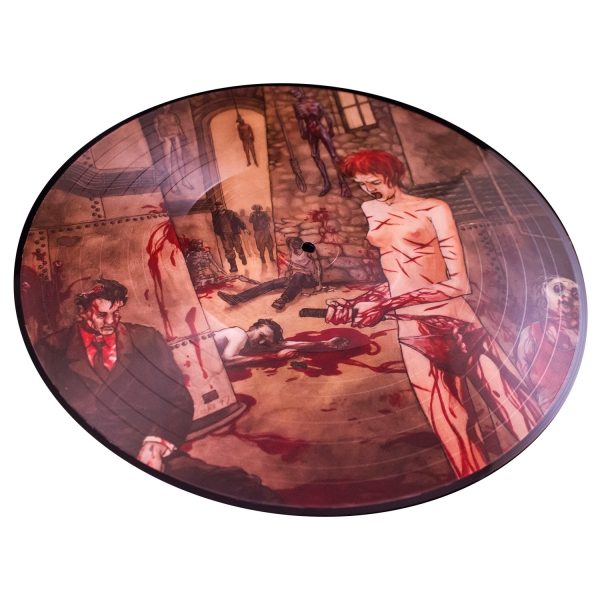 Gallery of Suicide (Picture Disc)