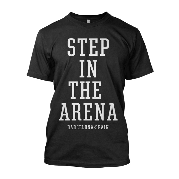 Step in the Arena Spain 1