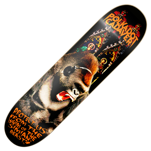 Signed Skateboard Deck
