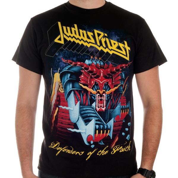 Judas Priest Quot Defenders Of The Faith Quot T Shirt