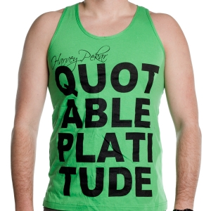 Platitude (Green)