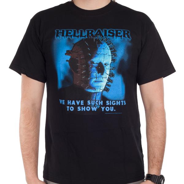 Hellraiser hoodie
