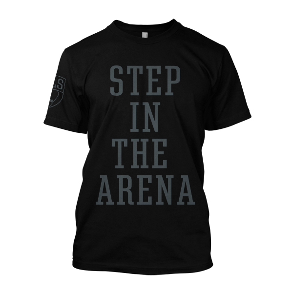 Step Into the Arena Tee