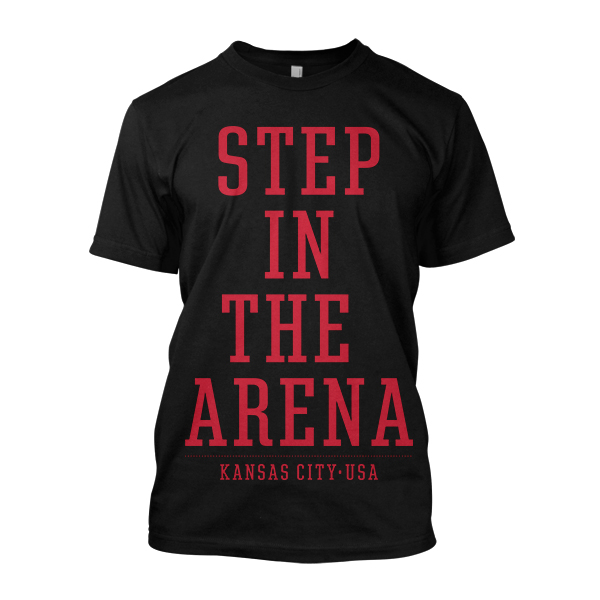 KC Step In The Arena 1