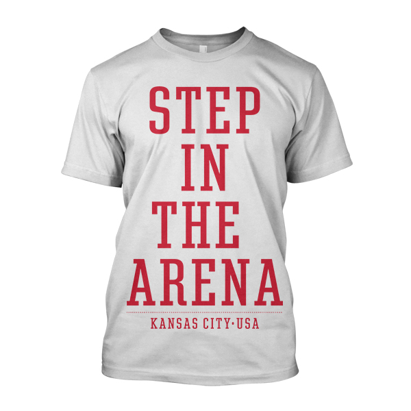 KC Step In The Arena 2