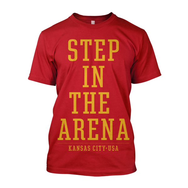 KC Step In The Arena 3