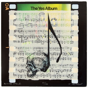 suicide note II - yes, the yes album