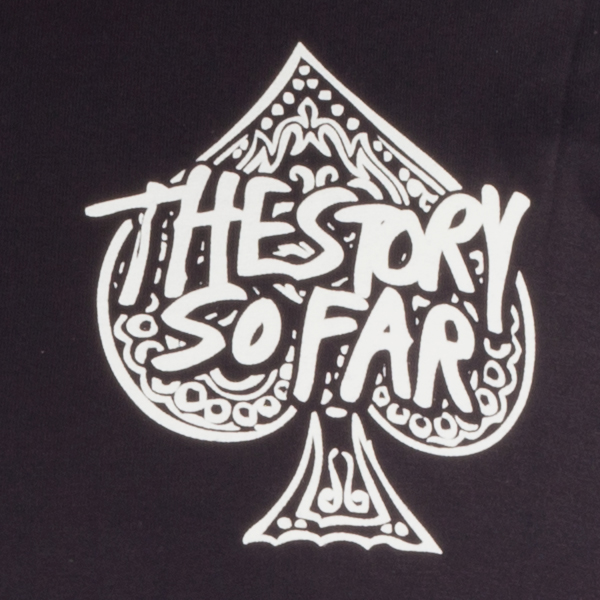 The Story So Far Quot Spade Quot T Shirt Indiemerchstore