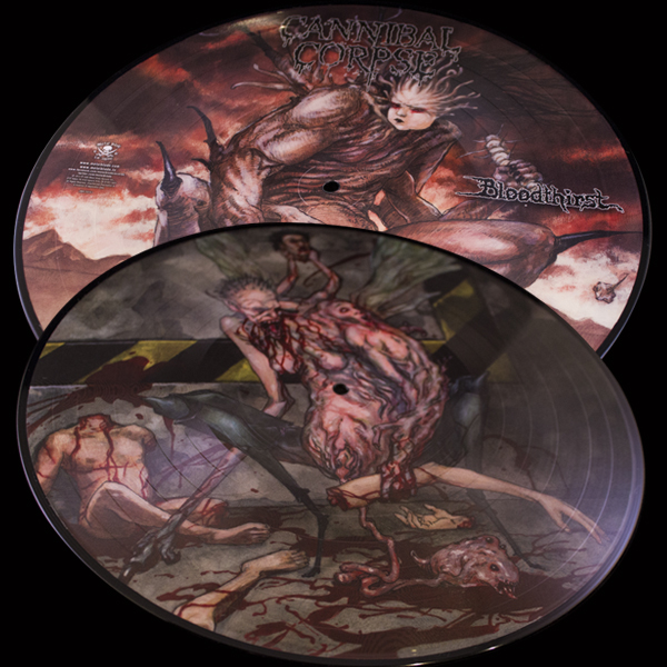 Bloodthirst (Picture Disc)