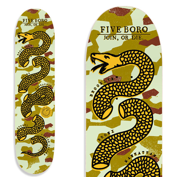 OG JOIN OR DIE CAMO SERIES- DANNY FALLA