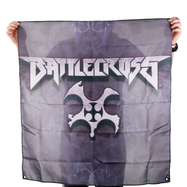 Battlecross Quot War Of Will Flag Quot Flag Metal Blade Records