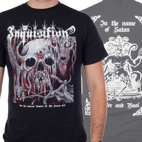 Offensive Band Shirts : Metal