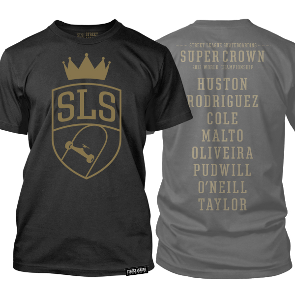 The Official Super Crown World Championship Tee