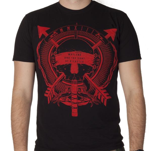 Red Skull Arrow