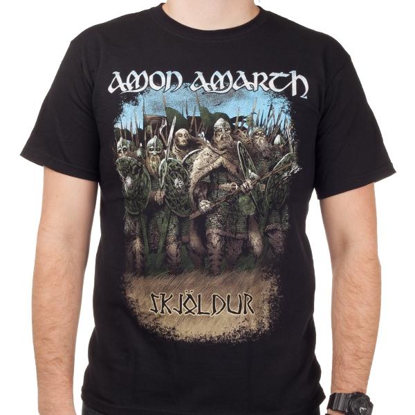 Amon Amarth Quot We Shall Destroy Quot T Shirt Indiemerchstore