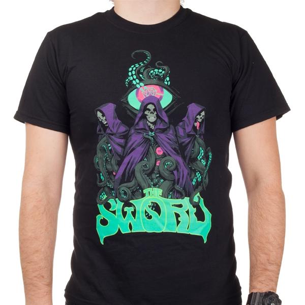 The Sword Hidden Masters T-Shirts