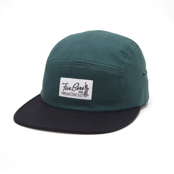 SHAOLIN ISLAND FIVE PANEL- MALLARD