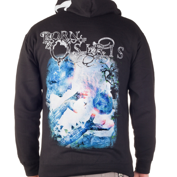 Born of osiris hoodie