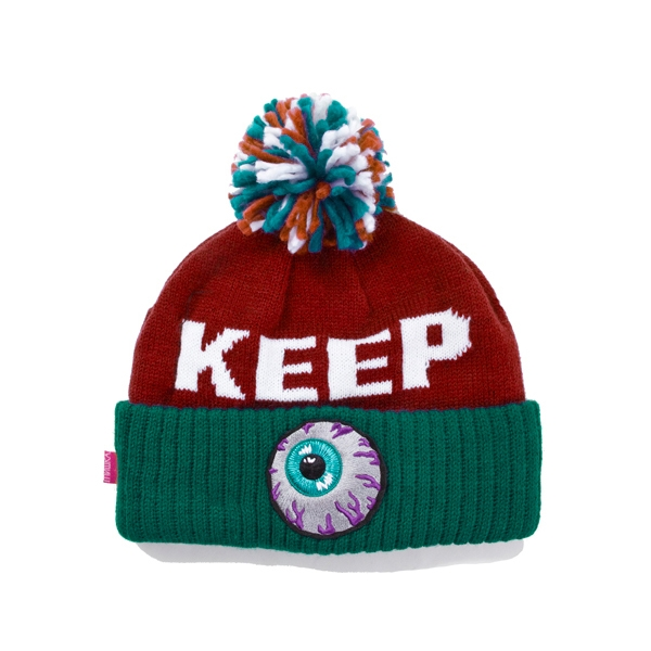 Keep Watch Knit Pom Exclusive