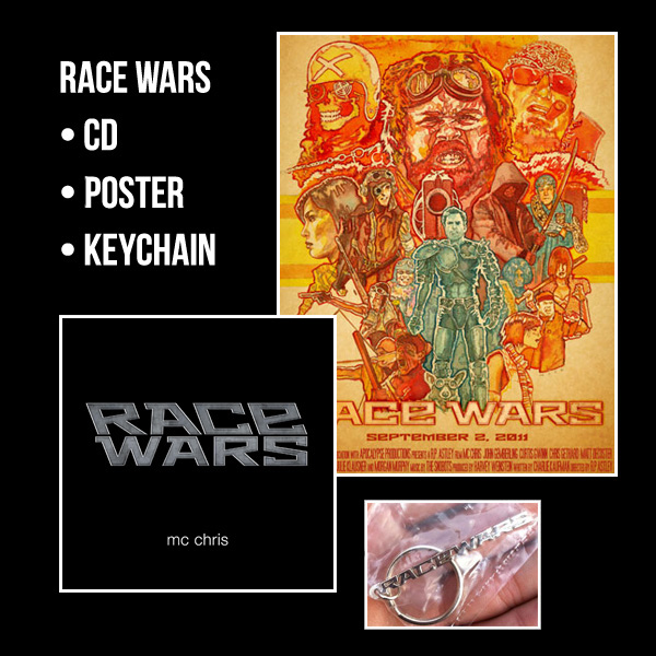 race wars CD bundle