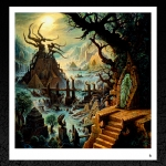 Rivers of Nihil. Album Cover